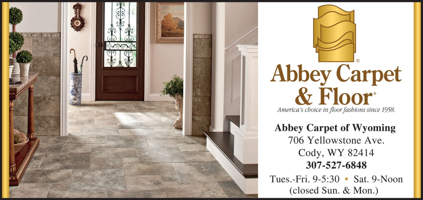 Abbey Carpet Floor Big Horn Radio Network 5 000